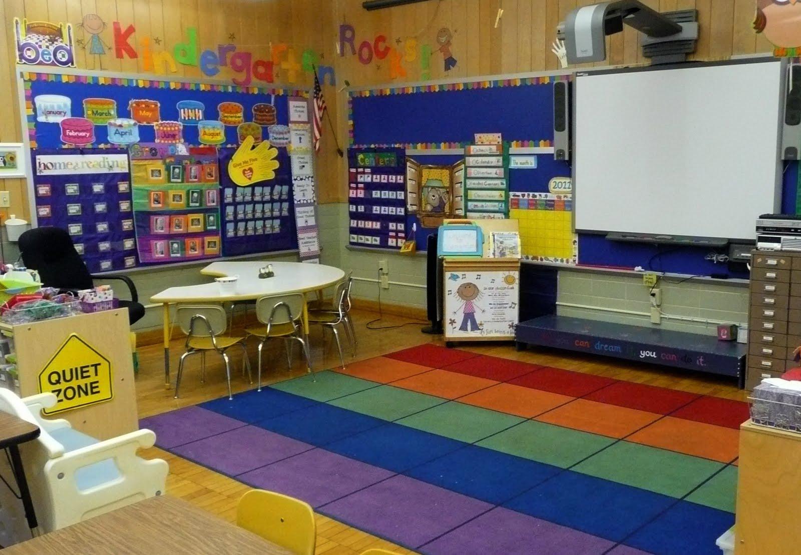 Classroom Start Up Ideas ~ Kindergarten como salir